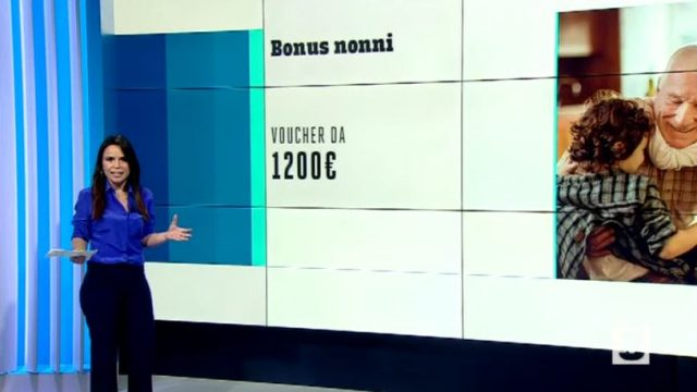 Tg8 diretta 29 giugno su Tv8 - La giornalista Mariangela Piras