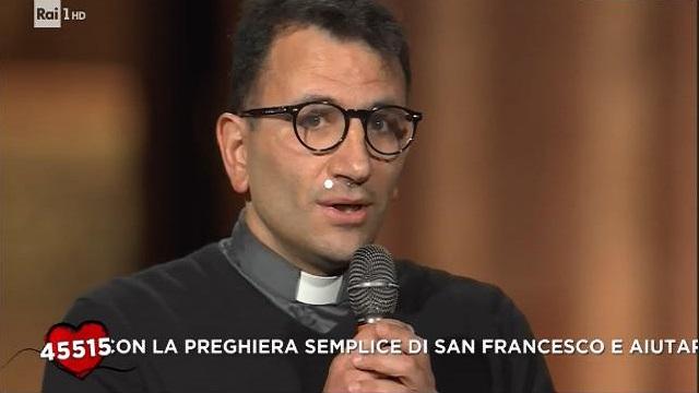Con il cuore nel nome di Francesco don alberto