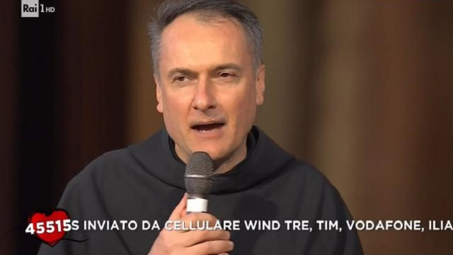 Con il cuore nel nome di Francesco diretta 9 giugno padre mauro