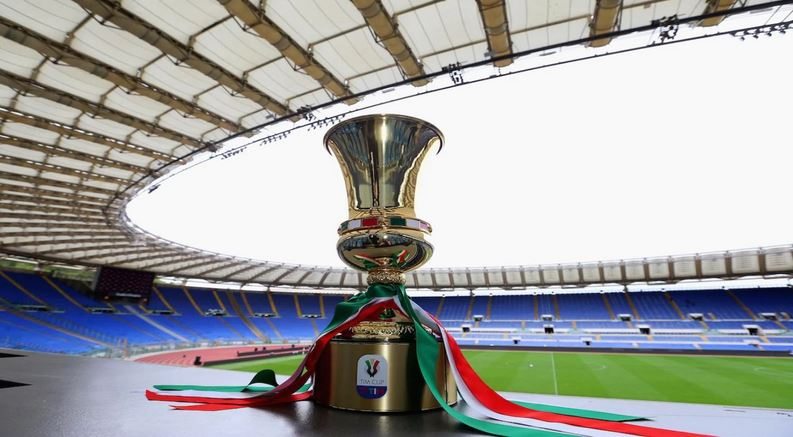 Coppa Italia semifinali e finale su Rai 1 - Canale 5 sospende Ciao Darwin