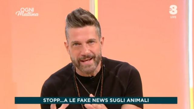 Edoardo Stoppa a Ogni mattina pagina su animali e ambiente