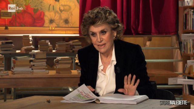 Storie maledette 7 giugno diretta - Francesco Rocca elenca a Franca Leosini i dubbi sull'omicidio della moglie Dina Dore