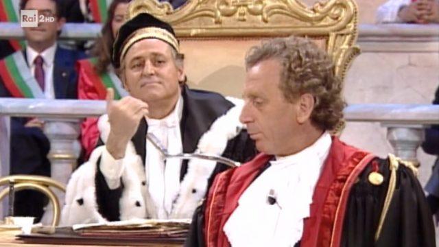 Striminzitic show diretta 8 giugno - Il ricordo dei programmi D.O.C. e Il caso Sanremo