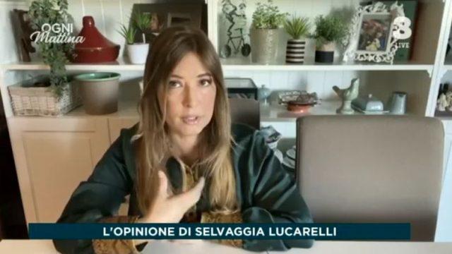 Ogni mattina diretta 29 giugno - Selvaggia Lucarelli