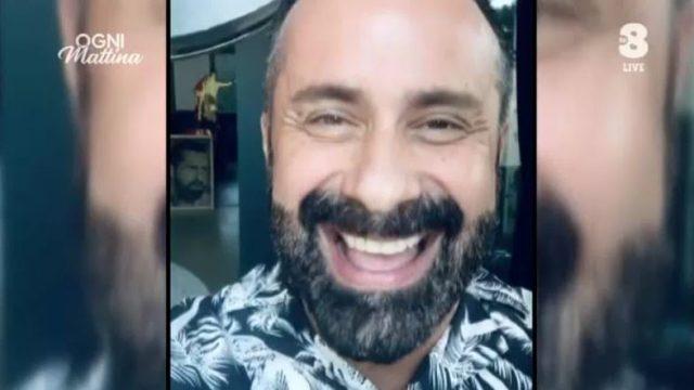 Il video messaggio di Luca Tommasini