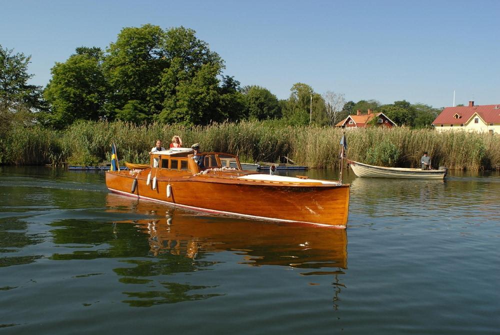 Inga Lindstrom Giorni d'estate sul Lago Lilja dove è girato