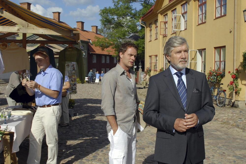 Inga Lindstrom Vickerby per sempre attori