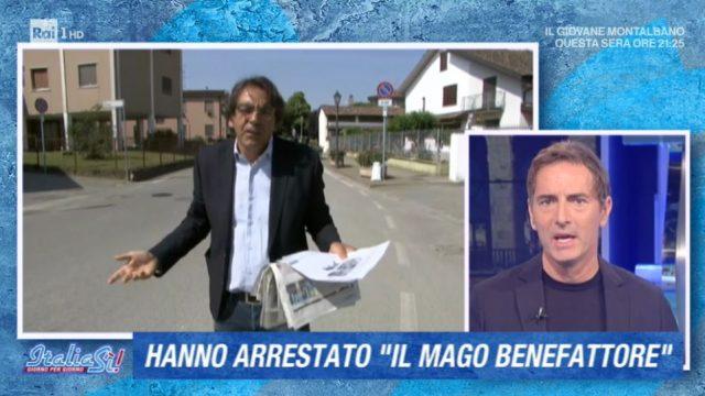 Italia Sì giorno per giorno 1 giugno - Vittorio Introcaso in collegamento