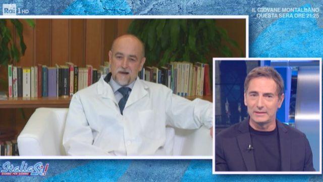 Italia Sì giorno per giorno - Nello studio del Dott. Giuseppe Bianchi medico di base