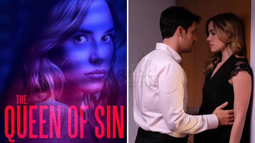 La regina del peccato Rai 2