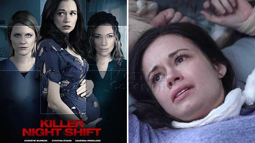 L'infermiera assassina film Tv8