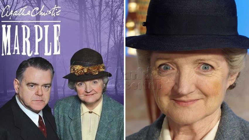 Miss Marple il geranio azzurro Paramount Network
