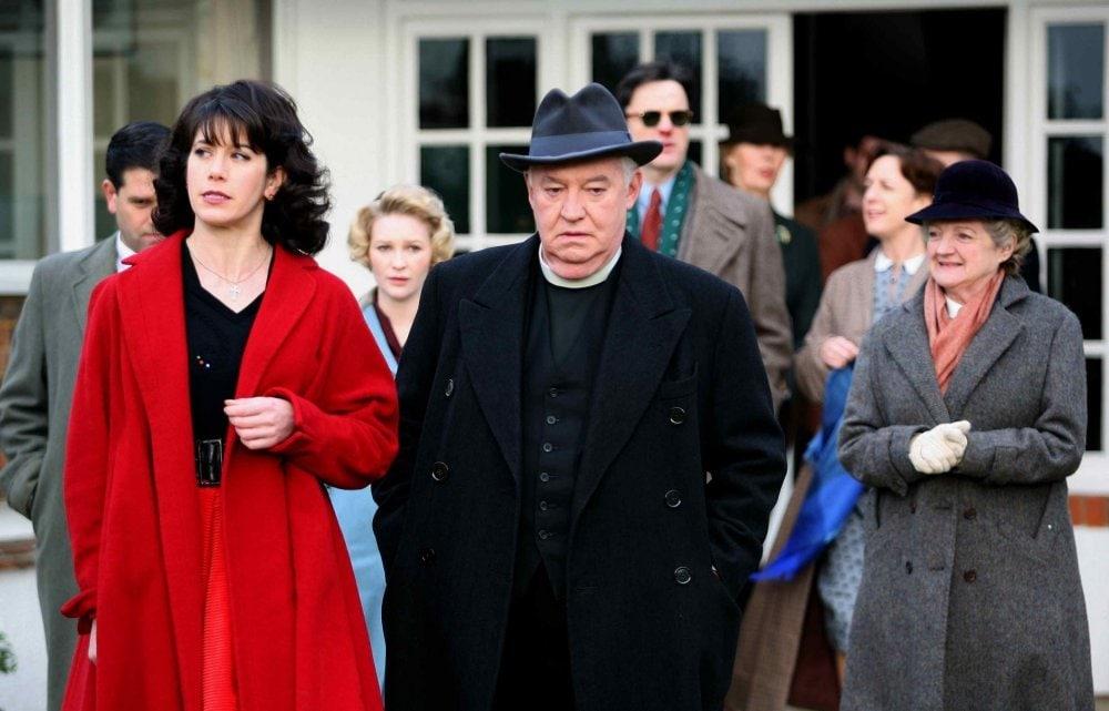 Miss Marple il geranio azzurro attori