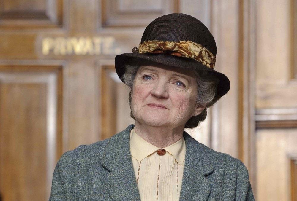 Miss Marple il geranio azzurro dove è girato