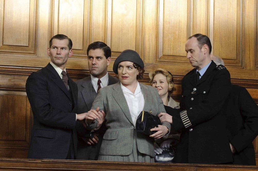 Miss Marple il geranio azzurro finale