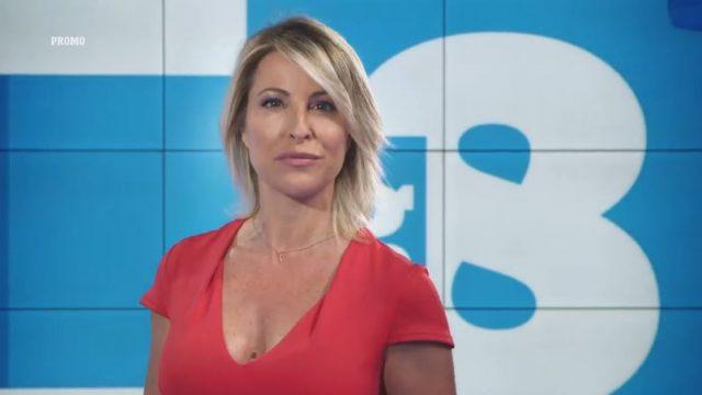 Tg8 diretta 29 giugno - Monica Peruzzi