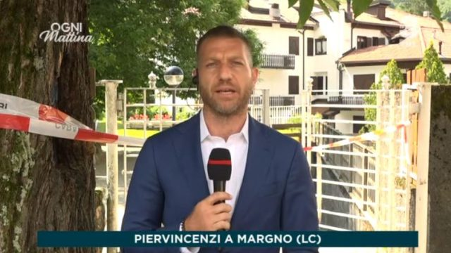 Ogni mattina diretta 29 giugno - Daniele piervincenzi in diretta da Lecco