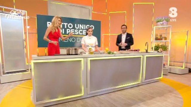 Ogni mattina diretta 29 giugno Tv8 - In cucina con Agnese Gigliotti