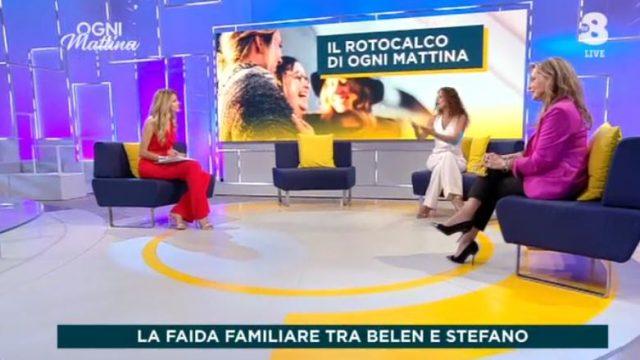 Ogni mattina diretta 29 giugno su Tv8 - La pagina rosa con Samanthe De Grenet e Silvana Giacobini