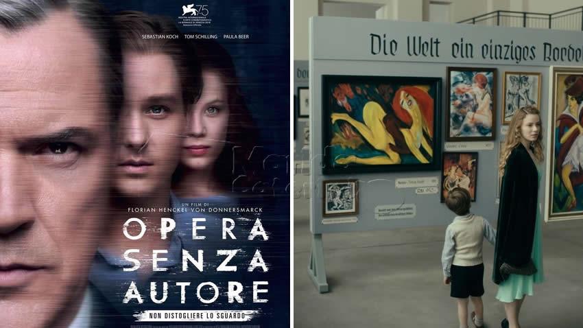 Opera senza autore film Rai 3