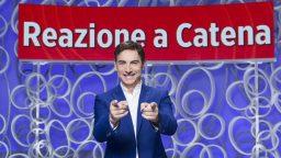 Reazione a catena diretta 29 giugno - Nuova edizione con Marco Liorni