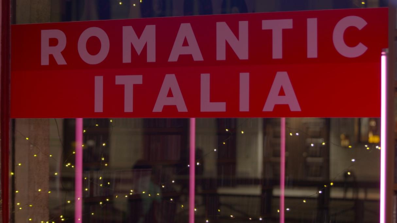 Romantic Italia Sky Arte