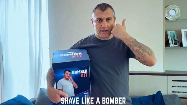 Il video della pubblicità Gillette con Bobo Vieri