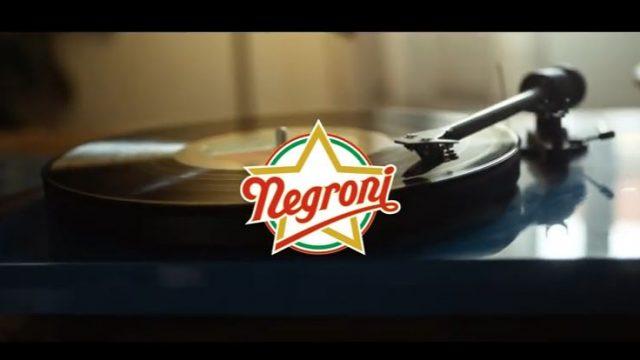 Spot in TV Negroni - Le musiche di Federico Zampaglione
