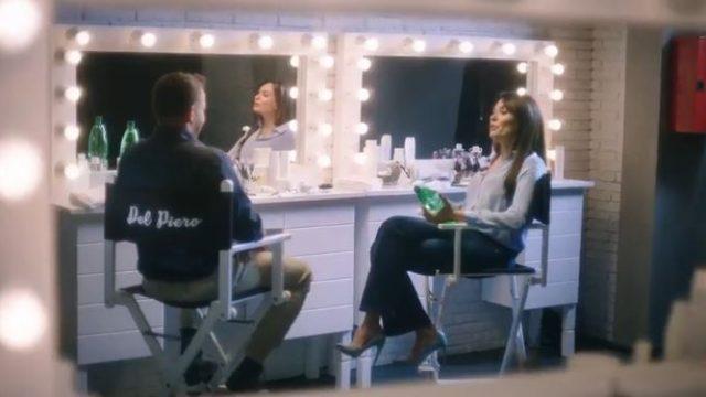 Spot in TV Uliveto - Nuova pubblicità con Maria Grazia Cucinotta e Del Piero