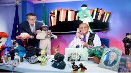 Striminzitic show diretta 8 giugno - Il ritorno di Renzo Arbore su Rai 2