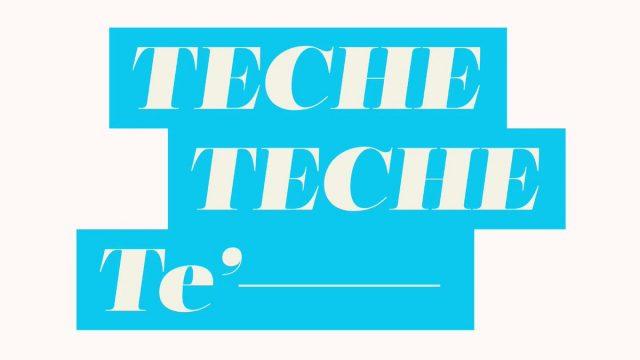 Techetechetè 2020
