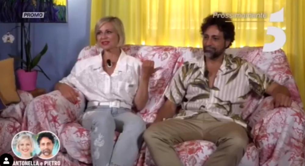 Temptation Island 2020 coppie Antonella Elia e Pietro Delle Piane