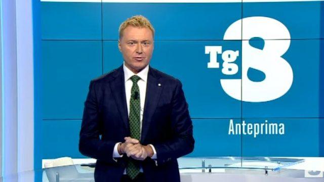Inizia la prima edizione del Tg8 su Tv8