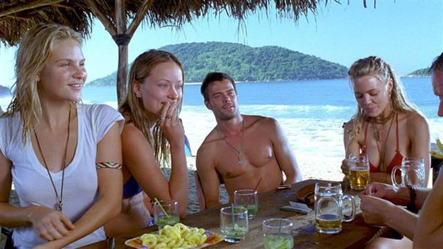 Turistas film dove è girato