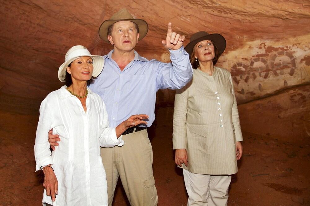 Viaggio di nozze in Australia film attori