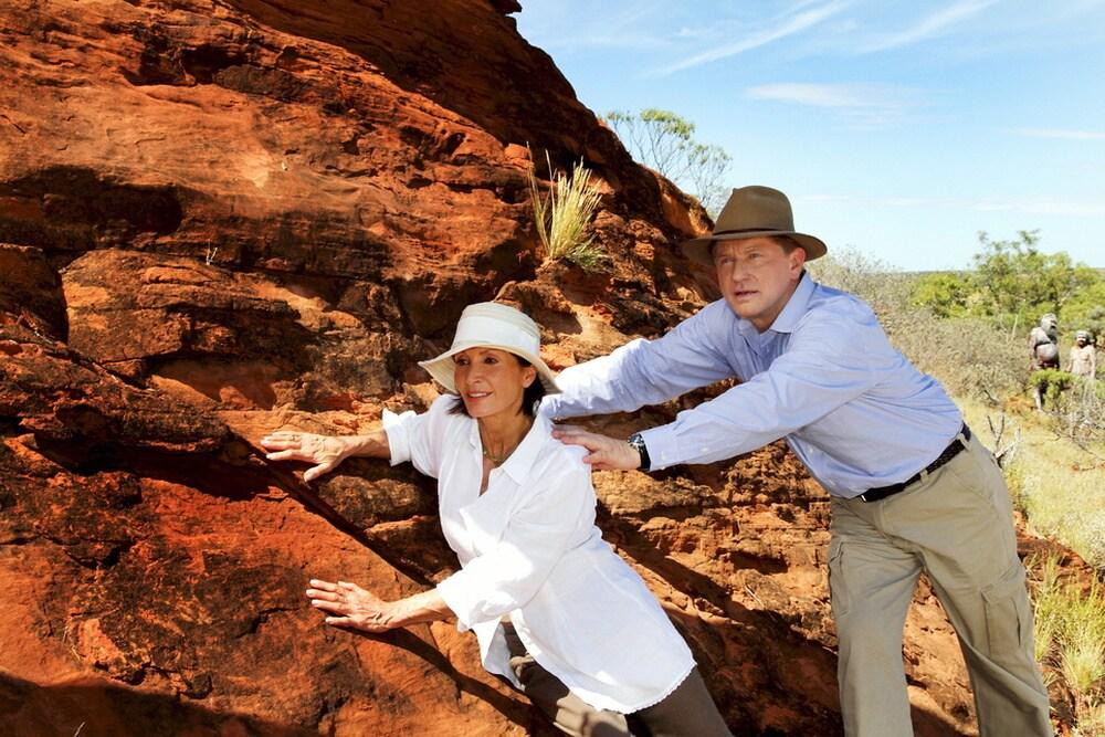 Viaggio di nozze in Australia film finale