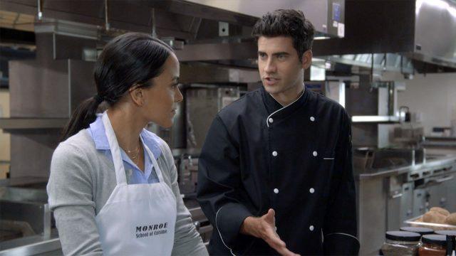 Uno chef in corsia rai1 cuoco