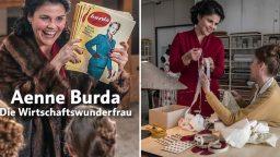 Aenne Burda La donna del miracolo economico Canale 5