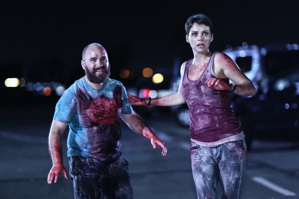 Aftershock film dove è girato