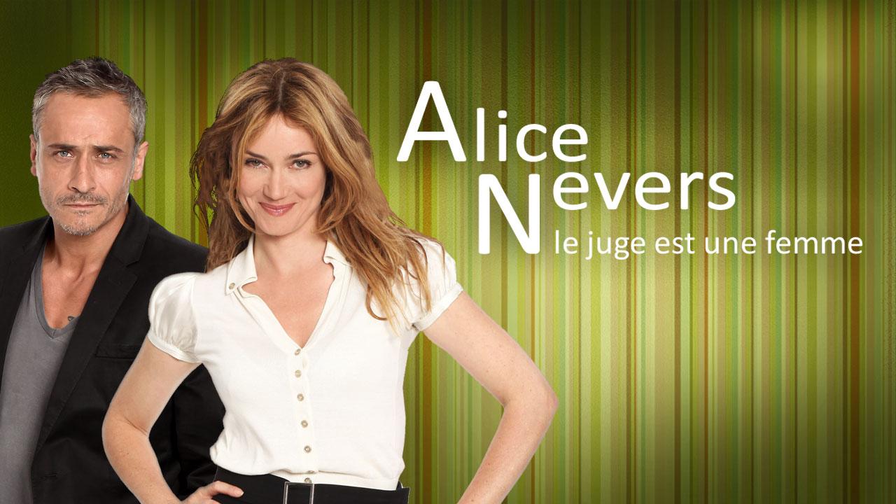 Alice Nevers 12 Ragione di Stato Giallo