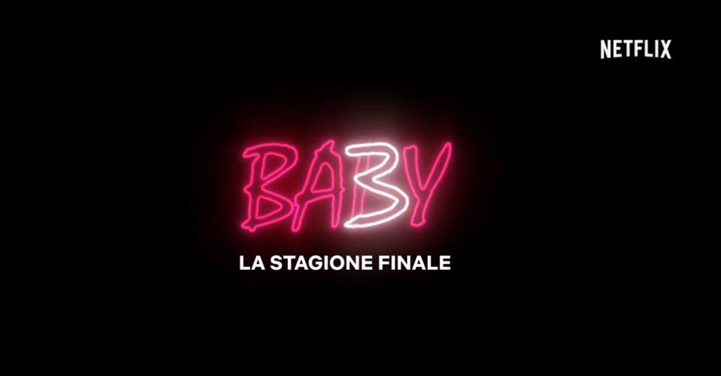 Baby 3 serie tv Netflix