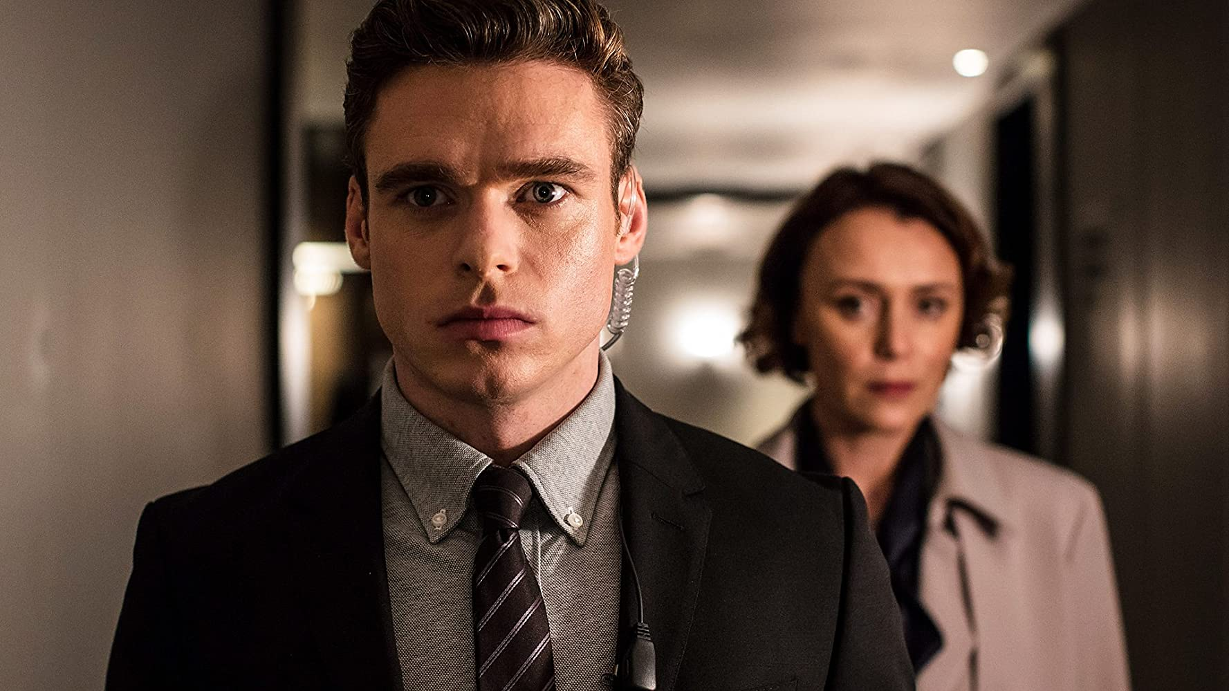 Bodyguard serie tv dove è girata
