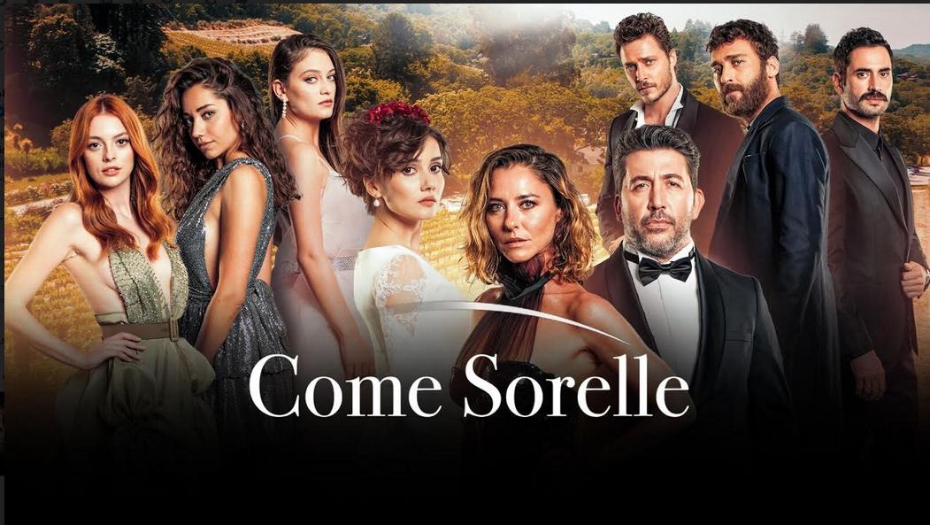 Come sorelle serie tv Canale 5