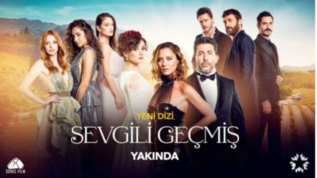 Come sorelle serie tv Sevgili Geçmis.