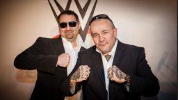 DMax WWE Wrestling Michele Posa Luca Franchini