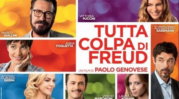 Fiction Canale 5 Autunno 2020 Tutta colpa di Freud