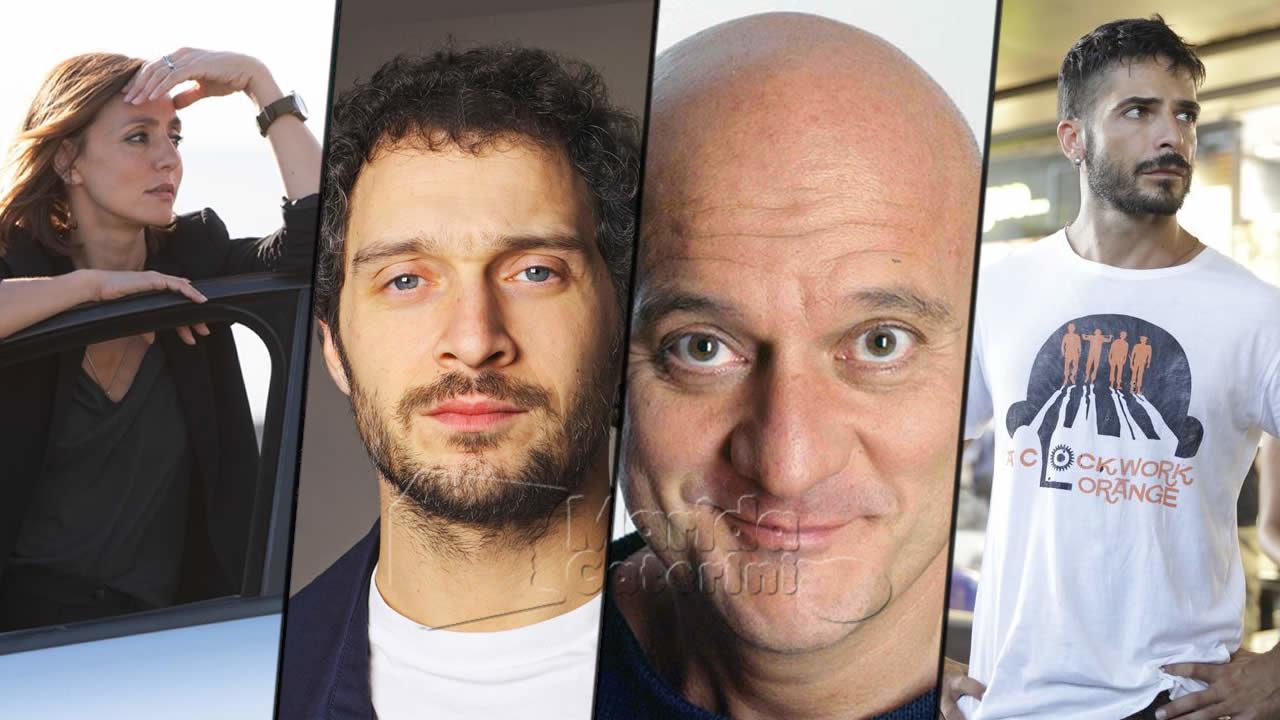 Fiction Canale 5 Autunno 2020 titoli