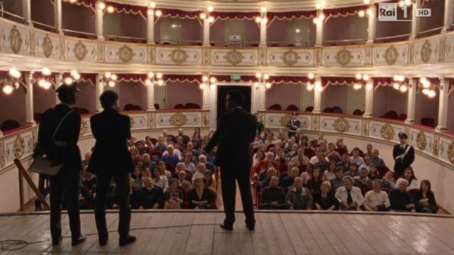 Dove è girato Il Giovane Montalbano, episodio Sette lunedì sceneggiatura, sigla, musiche
