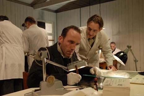 Il falsario Operazione Bernhard finale