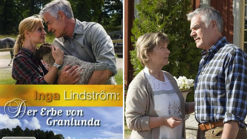 Inga Lindstrom L'eredità di Granlunda La5